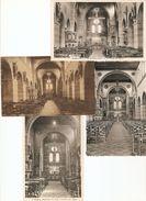 Borgloon : 4 Binnenzichten Van De Kerk. - Borgloon
