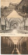 Borgloon : St-Jozefs Pensionaat  --- Pensionnat St.- Joseph  ------- 3 Kaarten - Borgloon