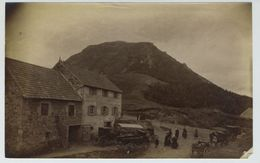 Albumine. Col De Ceyssat. - Old (before 1900)