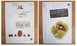 Delhaize Publiciteit Suske En Wiske Envelop - Livres, BD, Revues