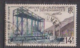 NOUVELLE CALEDONIE            N°   PA 66     ( 7 )      OBLITERE         ( O    2735  ) - Airmail