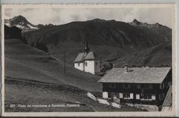 Casa De Vacanzas A Surrhein-Tujetsch - Photo: Th. Schmid - GR Grisons