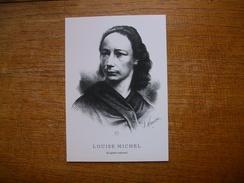 """La Commune De Paris 1871 , Louise Michel , Révolutionnaire 1830 - 1905 """" édition Maurice Juan """" - Francia"""