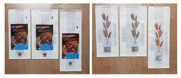 3x Sac/zak Delhaize Laudec Cédric - Livres, BD, Revues