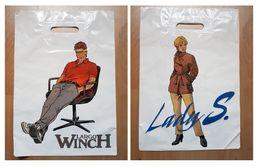 Sac/zak Franck Largo Winch Aymand Lady S. - Livres, BD, Revues