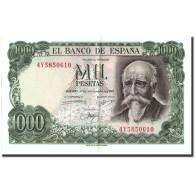 Espagne, 1000 Pesetas, 1971, KM:154, 1971-09-17, SUP+ - [ 3] 1936-1975 : Régence De Franco
