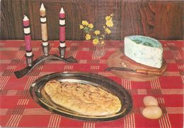 L'omelette Capeyriere Au Roquefort Recette Au Dot De La Carte - Recipes (cooking)