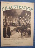 L'ILLUSTRATION : 1935 : 11 NOVEMBRE . SOLDATS INCONNUS . VERDUN . GIBRALTAR à DJIBOUTI . GUERRE ITALIE ETHIOPIE . Etc .. - Journaux - Quotidiens