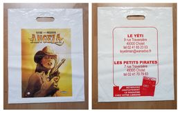 Sac/zak Vatine Angela (Le Yéti Delcourt) - Livres, BD, Revues