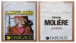 Sac/zak Michel Blanc-Dumont Jonathan Cartland (Dargaud Librairie Molière) - Livres, BD, Revues