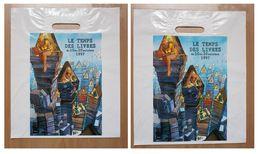 Sac/zak François Bourgeon Le Temps Des Livres Du 10 Au 20 Octobre1997 - Livres, BD, Revues