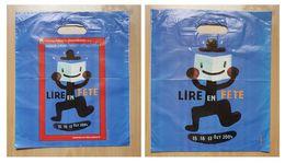 Sac/zak Lire En Fête 15, 16, 17 Oct 2004 (Douzou) - Livres, BD, Revues