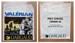 Sac/zak Valérian Jean-Claude Mézières (Dargaud Poly Chrome Librairie BD) - Livres, BD, Revues