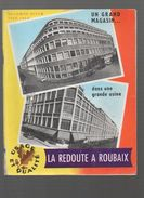 Roubaix (59 Nord)  Catalogue LA REDOUTE  Automne Hiver 1959-60  (CAT 823) - Advertising