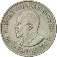 Kenya, Shilling, 1978, TB+, Copper-nickel, KM:14 - Kenya
