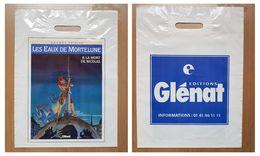 Sac/zak Adamov Les Eaux De Morterlune 8. La Mort De Nicolas (Glénat) - Livres, BD, Revues