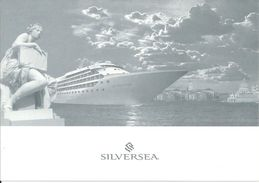 SILVER WIND - Silversea Cruises  / XXL-Card - Dampfer