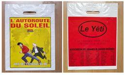 Sac/zak Baru L'autoroute Du Soleil Prix Des Libraires BD 96 (Casterman Le Yéti) - Boeken, Tijdschriften, Stripverhalen