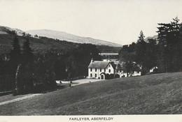 FARLEYER  ,  ABERFELDY - Perthshire