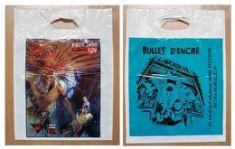 Sac/zak Lepage / Sibran La Terre Sans Mal Prix 2000 Canal BD Librairies (Dupuis Aire Libre Bulles D'encre Loyer) - Boeken, Tijdschriften, Stripverhalen