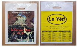 Sac/zak Lidwine Le Dernier Loup D'Oz Prix Des Libraires BD 94 (Delcourt Le Yéti ALBD) - Zonder Classificatie
