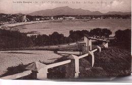 Saint Jean De Luz - La Côte Basque - La Baie -  La Plage - La Rhune - 1934 - Saint Jean De Luz