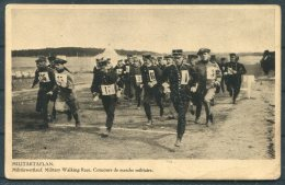 1912 Sweden Stockholm Olympics Official Postcard No 66 - Olympic Games