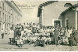 La ROCHELLE 4e Compagnie Du 123e Régiment De Ligne épluchage Des Légumes - La Rochelle