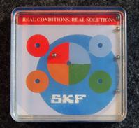 Ancien Passe-billes Publicitaire Des Roulements à Billes SKF - Brain Teasers, Brain Games
