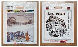 Sac/zak Nicolas De Crécy Période Glaciaire Loyer Bulles D'encre (Futuropolis Canal BD) - Livres, BD, Revues
