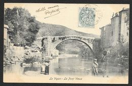 LE VIGAN Le Pont Vieux (TE) Gard (30) - Le Vigan