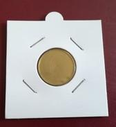 10 Cent € Euro FLAN VIERGE Non Frappé Blank Planchet Ronde - Abarten Und Kuriositäten