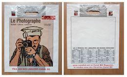 Sac/zak Guibert Le Photographe Prix 2004 Des Libraires Canal BD (Dupuis Aire Libre) - Livres, BD, Revues