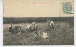 AGRICULTURE - LA VIE CHAMPETRE - Les Moissonneurs - Cultures