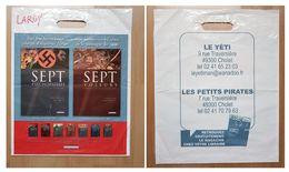 Sac/zak Philips Lereculey Sept Psychopates / Voleurs (Delcourt Le Yéti Les Petits Pirates) - Livres, BD, Revues