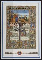 A0675 BELGIUM 1993, SG MS3157 Historic Events, Missale Romanum,  Cancelled - Blocks & Sheetlets 1962-....