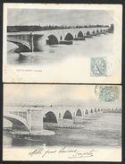 PONT SAINT ESPRIT 2 Cpa Du Pont (LDT) Gard (30) - Pont-Saint-Esprit