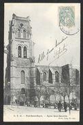 PONT SAINT ESPRIT Eglise St Saturnin (Lang) Gard (30) - Pont-Saint-Esprit