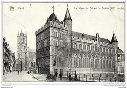 GAND-GENT - Le Steen De Gérard Le Diable - Oblitération De 1909 - Gent