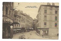38 - ROMANS-SUR-ISERE - Entrée Place Maurice Faure - CPA - Frankreich
