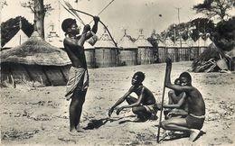 GUINEE FRANCAISE - L'école Des Archers Coniagui. - Guinée Française