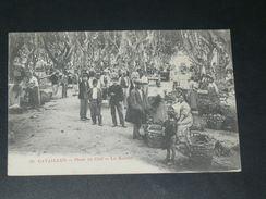 CAVAILLON   1910  /  PLACE DU CLOS LE MARCHE  / CIRC OUI - Cavaillon
