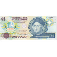 Bahamas, 1 Dollar, 1992, KM:50a, Undated (1992), NEUF - Bahamas