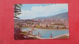 Pool   Tamanaco  Hotel   Caracas Venezuela    Ref 2659 - Venezuela