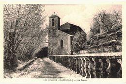 CPA N°6564 - LES MINIMES - MANE - LES BASSINS - Andere Gemeenten