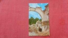 Ruins Of La Recaleccion  Church Antigua  Guatemala Ref 2659 - Guatemala