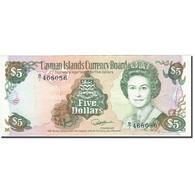 Îles Caïmans, 5 Dollars, 1991, 1991, KM:12a, TTB+ - Iles Cayman