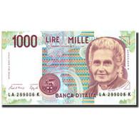 Italie, 1000 Lire, 1990, KM:114b, 1990-10-03, TTB+ - 1000 Lire