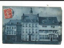 Belgique Hasselt Grand Place Maison Schoofs  écrite 1909 Défauts Voir Scan Ed Ghuys - Hasselt