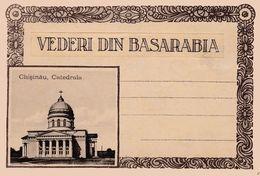 VEDERI Din BASARABIA : ALBUM / DÉPLIANT / FOLDER : 10 IMAGES - À SAISIR ! - ANNÌE / YEAR ~ 1930 - '35 - RARE !!! (w-489) - Moldavie